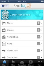 Cardiff High School - Skoolbag Android Education