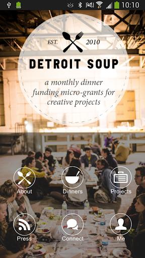 Detroit SOUP
