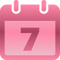 Menstrual Ovulation Calendar icon