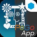 PoGo App for GREE logo