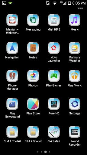 免費個人化App|Mist HD 2 Apex Nova ADW Theme|阿達玩APP