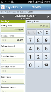 RUN Powered by ADP Mobile Payroll for Employers- screenshot thumbnail