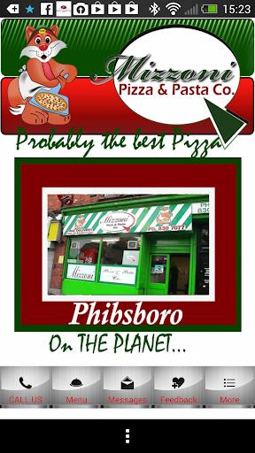 Phibsboro Mizzoni's Pizza