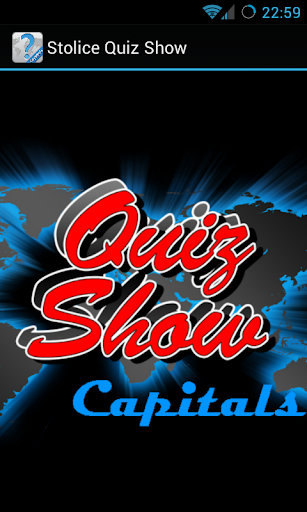Stolice Świata Quiz Show