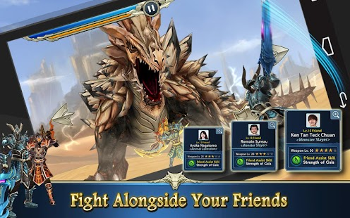 Monster Blade - screenshot thumbnail