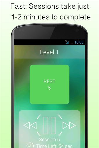 Kegel Trainer - PFM Exercises|玩醫療App免費|玩APPs