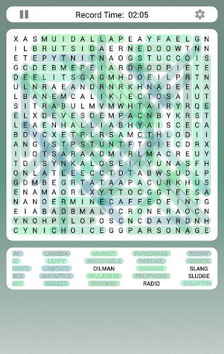 Word Search Infinite