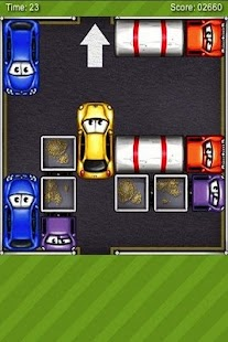Blocked Car - screenshot thumbnail