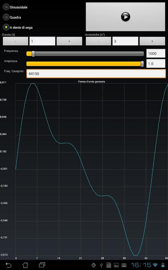 Wave- screenshot
