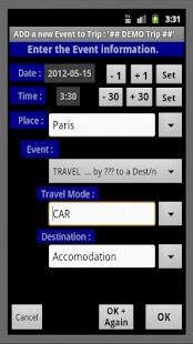 Mi Trip LITE- screenshot thumbnail