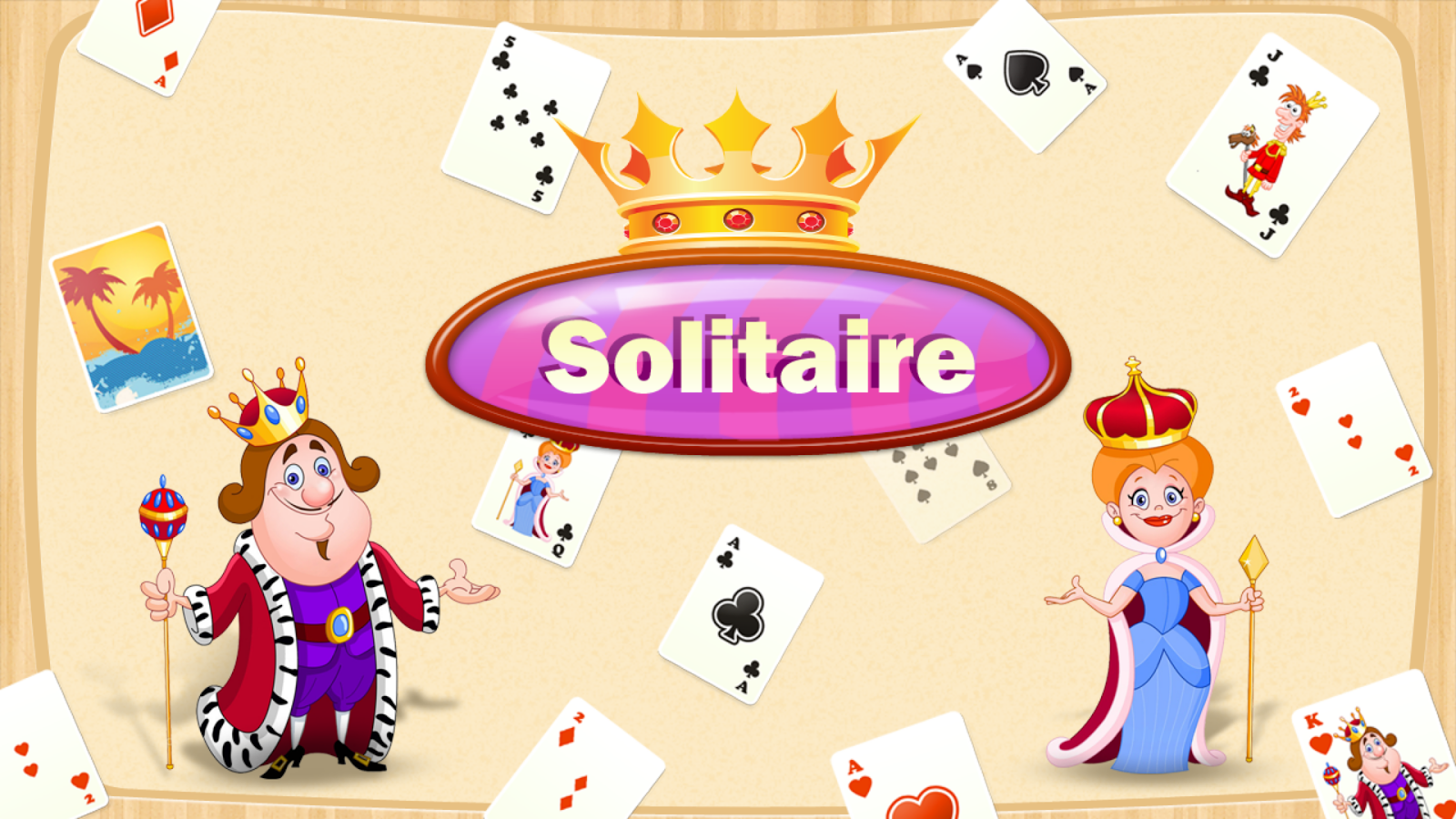 Magic Solitaire- screenshot