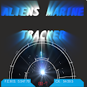 Aliens Marine Motion Tracker logo
