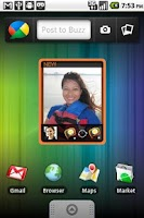 Screenshot of PixeConn Standard: Share Photo