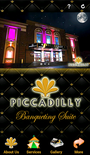 Piccadilly Banqueting Suite