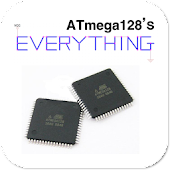 AVR ATMEGA 128 EVERYTHING