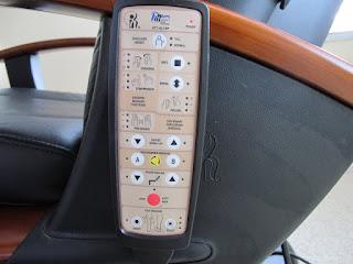 Interactive Health Massage Chair