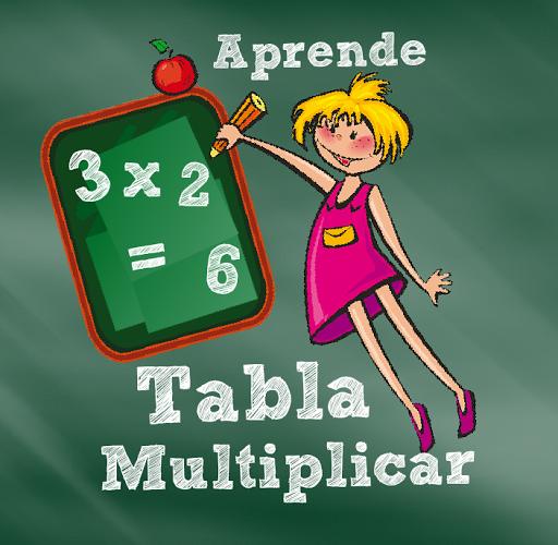 Aprender Tablas de Multiplicar