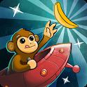 Monkey UFO icon