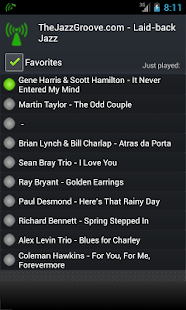 playStream Internet Radio - screenshot thumbnail