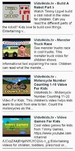 Vids4Kids.tv - Fun Kids Vids - screenshot thumbnail