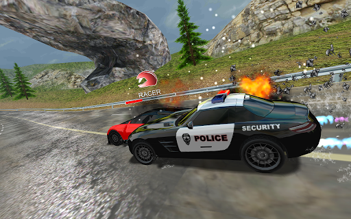 Racers Vs Cops : Multiplayer 1.27 screenshots 2
