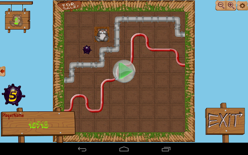 【免費解謎App】Catch Mole! (Mole's obsession)-APP點子