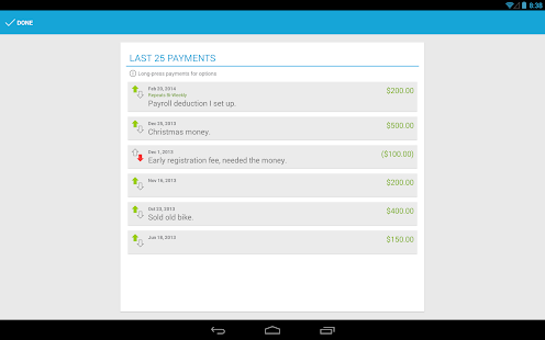 Saving Made Simple - Money App - screenshot thumbnail