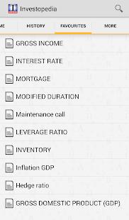 The (I) Investopedia Guide- screenshot thumbnail