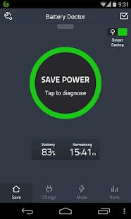 [Battery Doctor (Battery Saver)] Screenshot 1