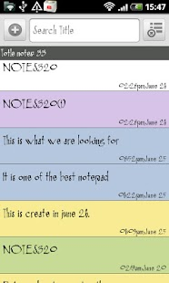 SE Notepad Pro- screenshot thumbnail