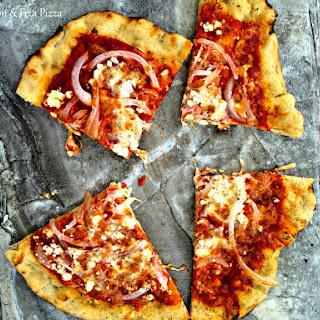 Onion & Feta Pizza