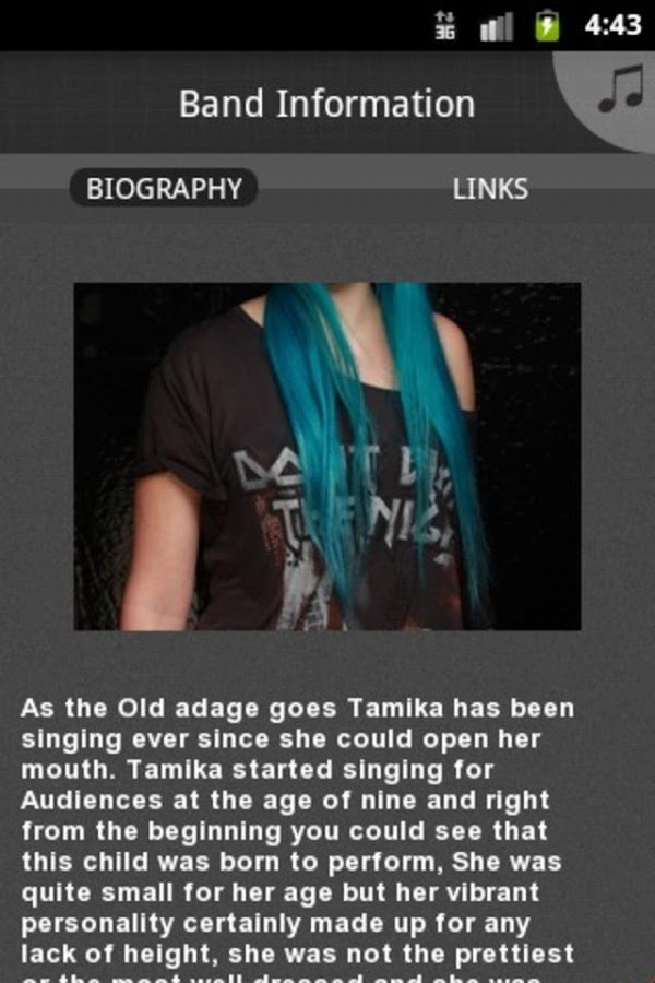 Tamika - screenshot