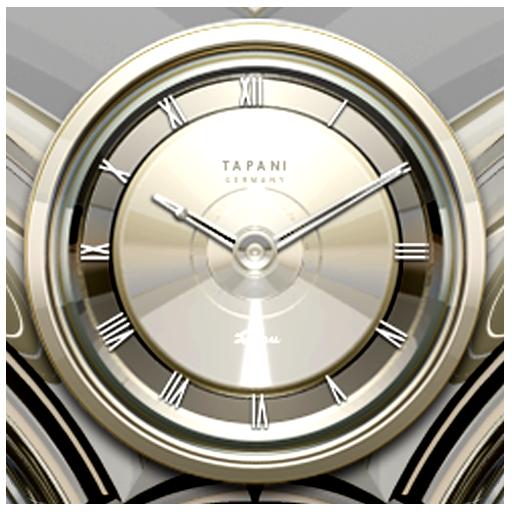 LILOU Designer Clock Widget
