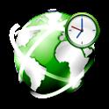 Warp – Time Zone Converter logo