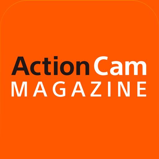 Action Cam Magazine (by Sony) LOGO-APP點子