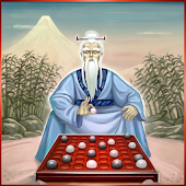 Japan chess board game