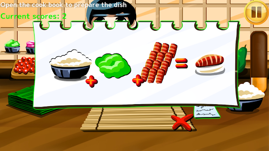 Sushi Making Game - screenshot thumbnail