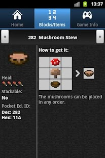 CleverBook - A Minecraft Guide - screenshot thumbnail