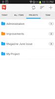 Screenshot of hiTask - Team Task Management