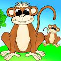 Веселые животные icon