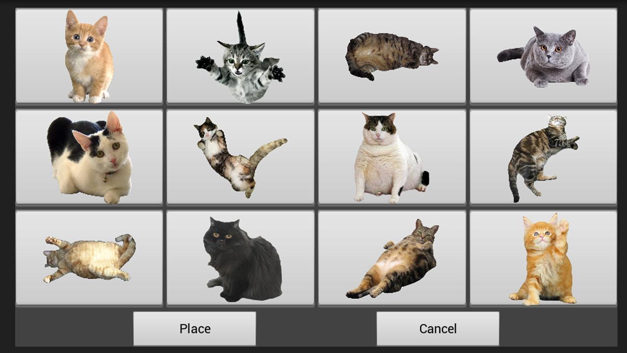 Cat Painter- screenshot