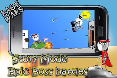 Rage Wars - Meme Shooter- screenshot