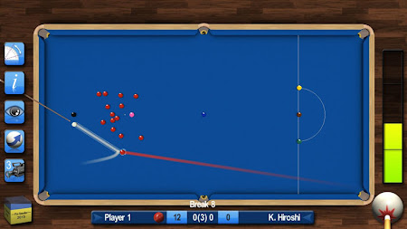 Pro Snooker 2015 1.17 screenshot 193109