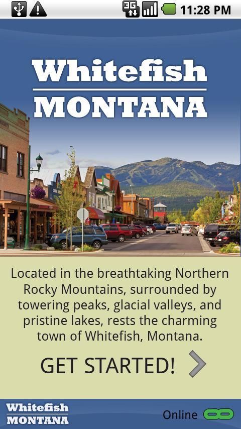 Whitefish, Montana - screenshot