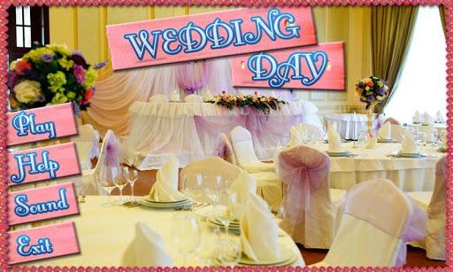 Wedding Day Free Hidden Object