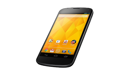 Nexus 4 with Bumper (Black, 8GB) - screenshot thumbnail