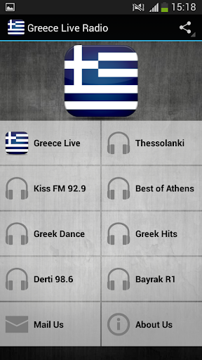 Greece Live Radio