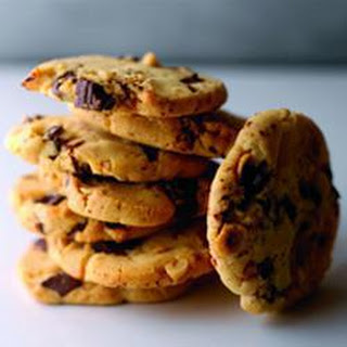 Hazelnut and Chocolate Cookies Recipe