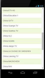 China Live Tv Apk