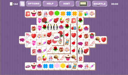 Valentine's Mahjong Tiles APK screenshot thumbnail 8